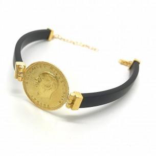 Osmanische Tugra Armband aus 925er Silber