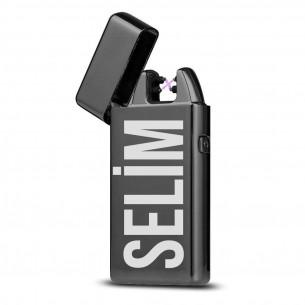 USB elektronisches Feuerzeug aufladbar lichtbogen mit Gravur