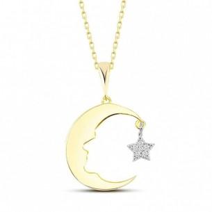 Atatürk İmzası Madalyon Gümüş Kolye