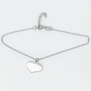 By Lydian Kalp Model Gümüş Bileklik