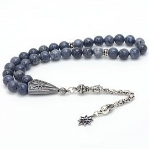 Blue Corel Gemstone 925...