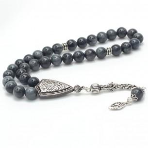 Tesbih Gebetskette aus 925 Silber