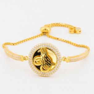 Ottoman Tugra Sterling...