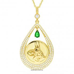 925s Silver Ottoman Tugra...