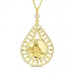 Otoman Women Necklace in Sterling Silver
