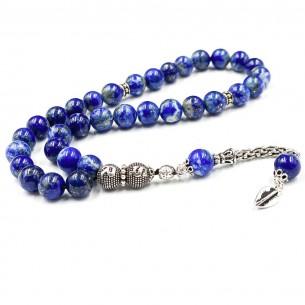 Harfli Lapis Lazuli Taşlı...