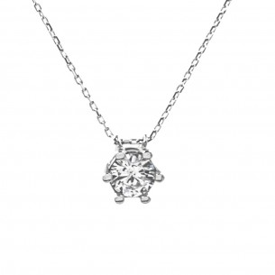 Solitaire 925 Sterling...