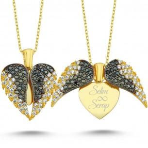 Engravable Angel Wings...