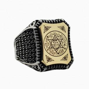 Solomon's Seal 925s Silver...