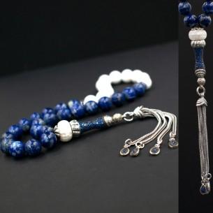 Perlmutt Lapis Lazuli...