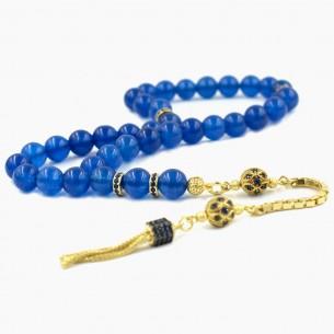 Ceyt Steen Tesbih Gebetskette mit 925er Silber