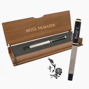 Kugelschreiber Schreibset Gravur in Geschenkbox
