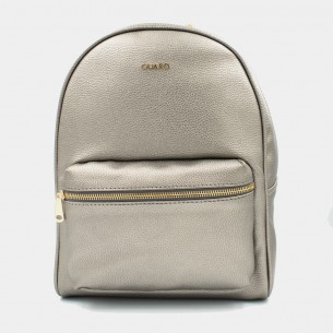 Vegan Leather Backpack in...