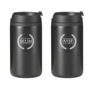 Insulated Travel Mug | Engraved Travel Mug Set