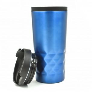 Reisebecher (330 ml)-BLAUU