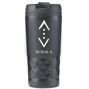 Çukur Insulated Travel Mug | Engraved Travel Mug
