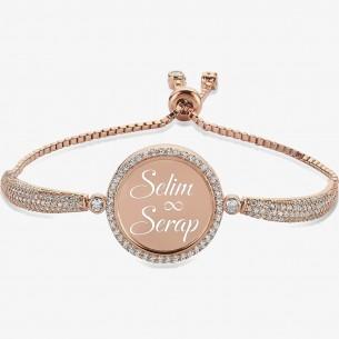 Name Bracelet in Sterling...