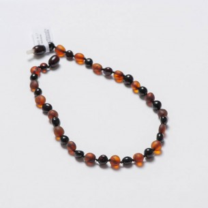 Amber Baby Teething Necklace CNA003
