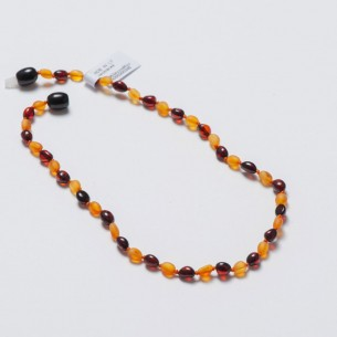 Amber Baby Teething Necklace CNA006
