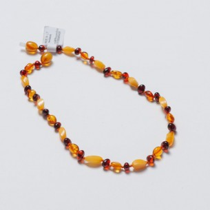 Amber Baby Teething Necklace CNA007