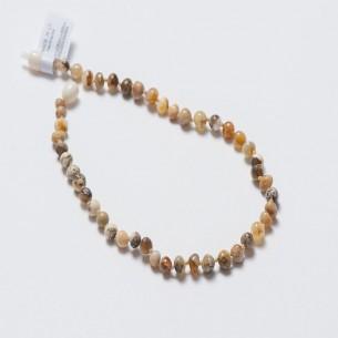 Bernstein Baby Kinderkrankheiten Halskette CNA009