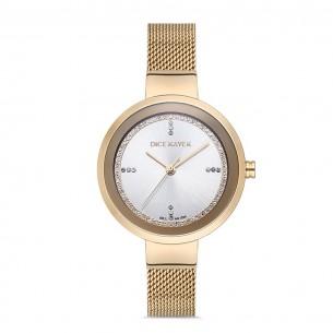 Dice Kayek Frauen Armbanduhr