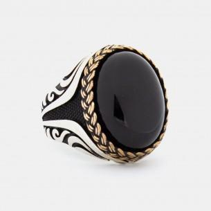 Onyx Stone Handmade 925...
