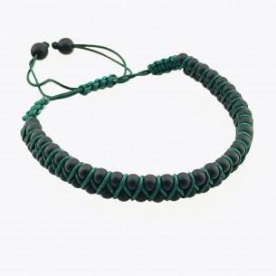Onyx Stein Armband