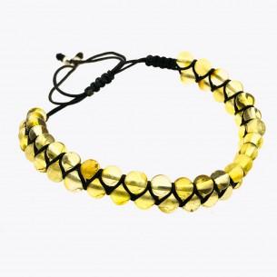 Amber Men's Bracelet