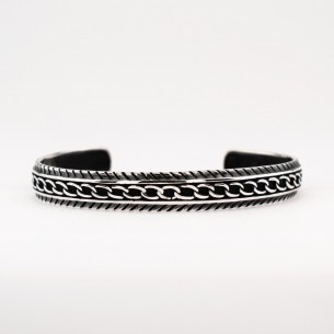 925 Sterling Silber Herren Armband