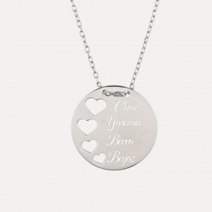 925 Sterling Silver Name...