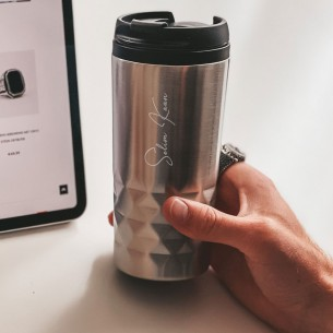 Insulated Travel Mug |...