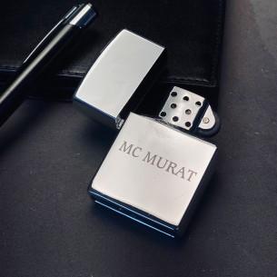 Custom Engraved Lighter Gift