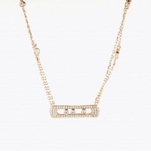 Women Silver Necklace