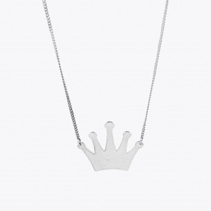 925 Sterling Silver Woman Necklace