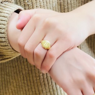 Rond Initial Ring