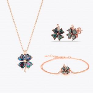 Jewelry Set Necklace,...
