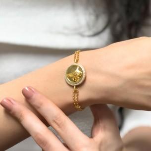 Armband aus 925er...