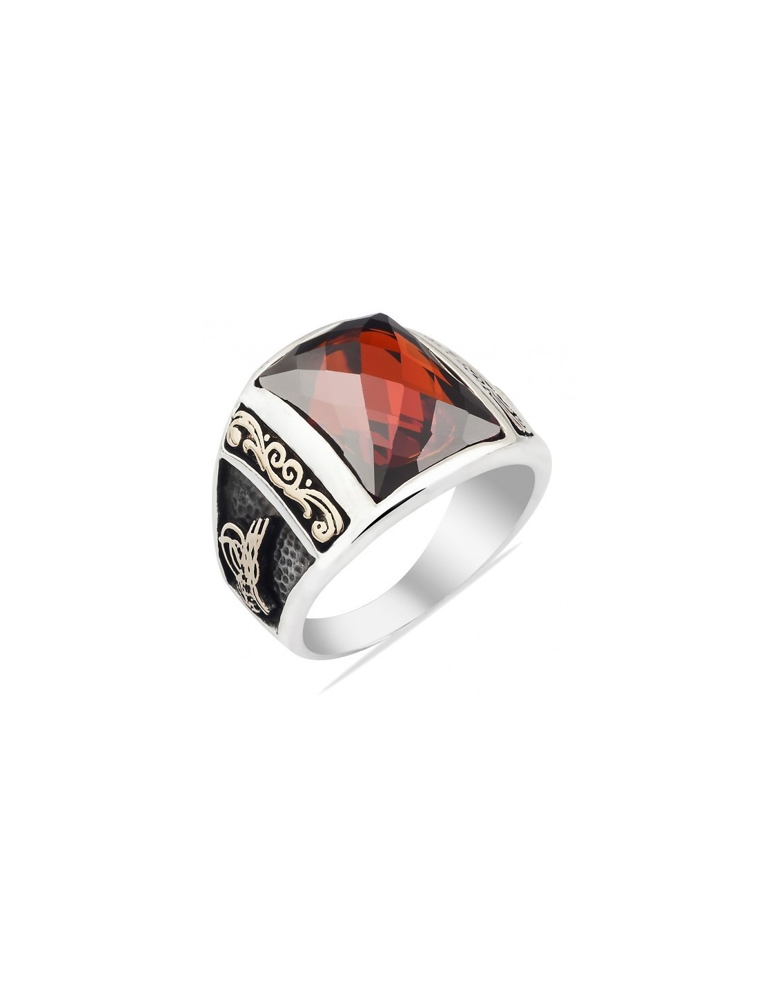 mens ring in sterling silver from turkstyleshop silver jewelry