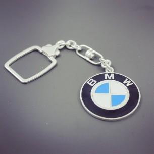 925 Ayar Gumus BMW Anahtarlik
