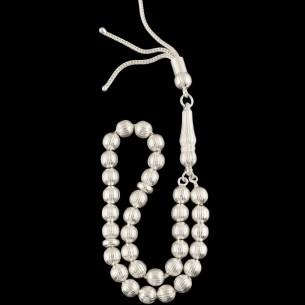 925 Sterling Silver Prayer Beads