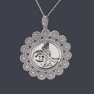 Necklace in Sterling Silver