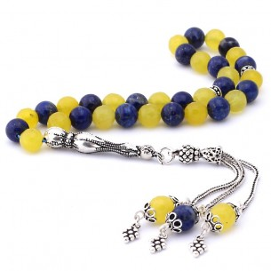 Fenerbahce Sterling Silver Prayer Beads