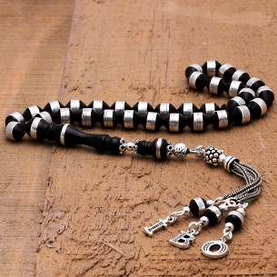 Kuka Inlaid beads Misbaha Tesbih
