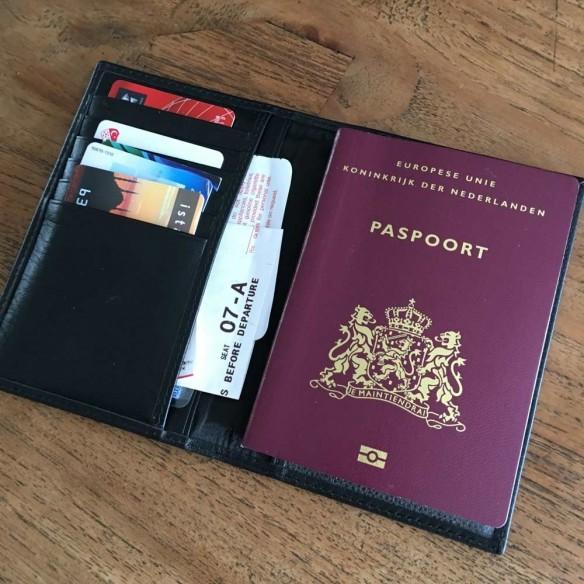 Kişiye Özel Gerçek Deri Pasaportluk